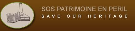SOS Patrimoine en Péril